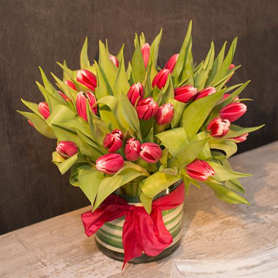 30 Tulips - Choose Color